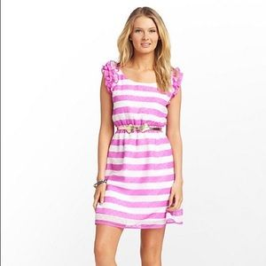 Lilly Pulitzer Danna Ruffle Sheath Dress